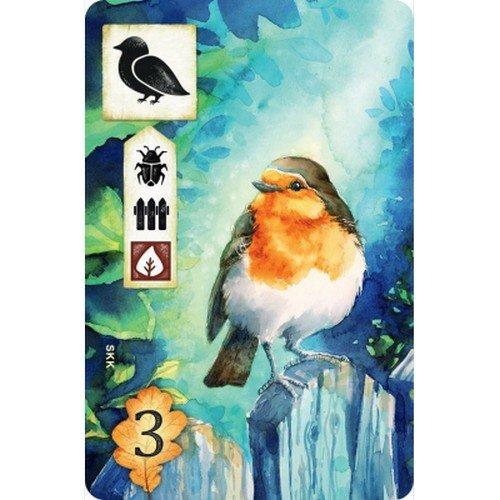 Meadow: Robin Promo Card  (Stato: Nuovo)