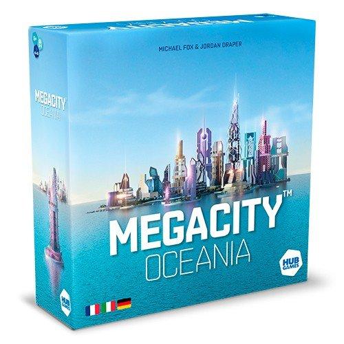 Megacity Oceania  (Lingua: Italiano, Francese, Tedesco - Stato: Nuovo)