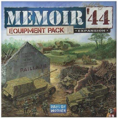 Memoir '44: Espansione Equipment Pack  (Lingua: Italiano, Francese - Stato: Nuovo)