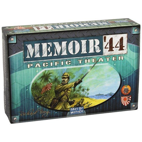 Memoir '44: Espansione Pacific Theater  (Lingua: Inglese, Francese - Stato: Nuovo)