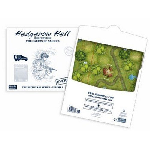 Memoir '44: Hedgerow Hell  (Lingua: Inglese, Francese - Stato: Nuovo)