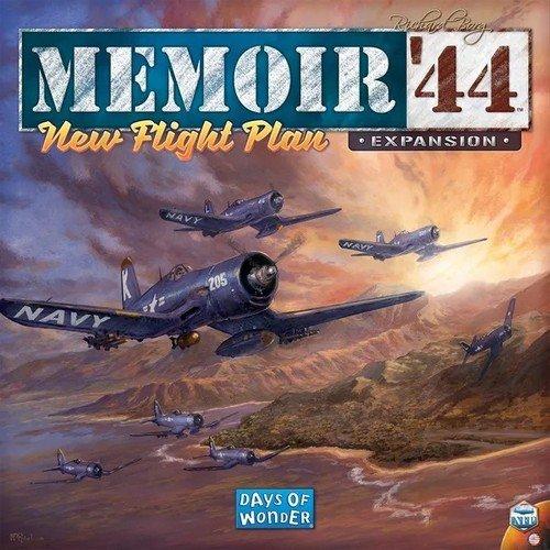 Memoir '44: New Flight Plan  (Lingua: Inglese - Stato: Nuovo)