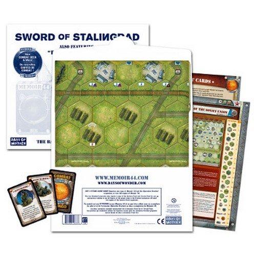 Memoir '44: Sword of Stalingrad  (Lingua: Inglese, Francese - Stato: Nuovo)