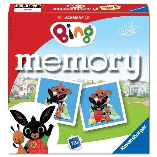 Memory Bing  (Lingua: Italiano, Inglese, Francese, Spagnolo, Tedesco, Olandese, Portoghese - Stato: Nuovo)