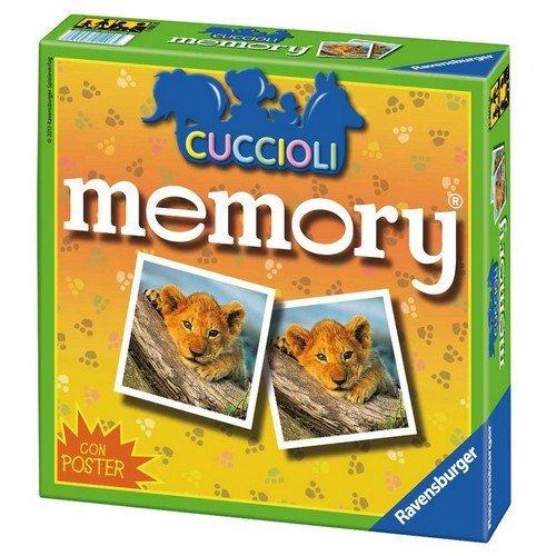 Memory Cuccioli  (Lingua: Italiano, Spagnolo, Portoghese - Stato: Nuovo)