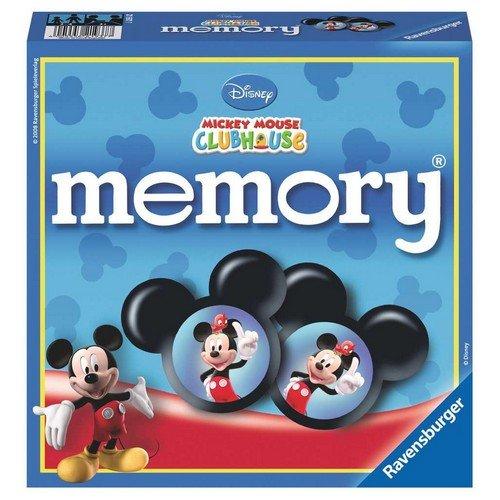 Memory Disney Mickey Mouse Club  (Lingua: Italiano, Inglese, Francese, Tedesco, Olandese, Spagnolo - Stato: Nuovo)
