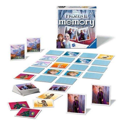 Memory Frozen II  (Lingua: Italiano, Inglese, Francese, Spagnolo, Tedesco, Olandese, Portoghese - Stato: Nuovo)