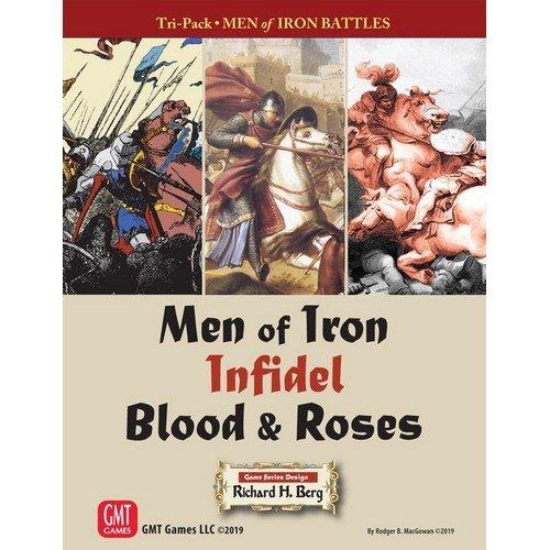Men of Iron Battles Tri-Pack  (Lingua: Inglese - Stato: Nuovo)