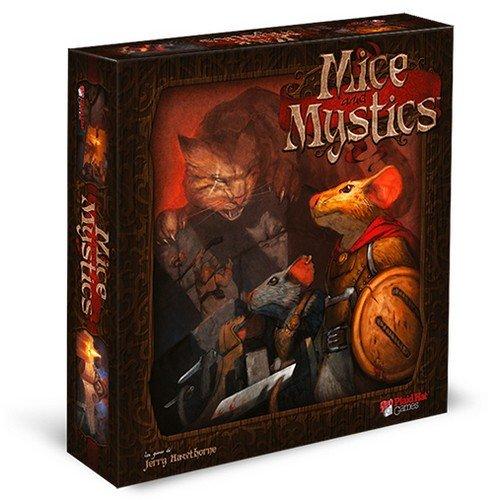 Mice and Mystics  (Lingua: Italiano - Stato: Nuovo)