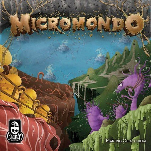 Micromondo  (Lingua: Italiano - Stato: Nuovo)