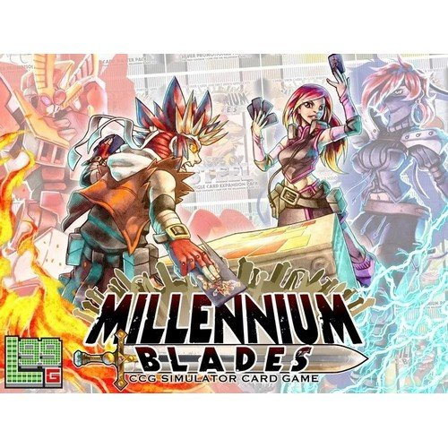 Millennium Blades  (Lingua: Inglese - Stato: Nuovo)