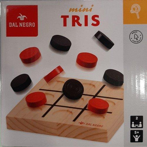 Mini Tris  (Lingua: Italiano, Francese, Tedesco, Inglese, Spagnolo - Stato: Nuovo)
