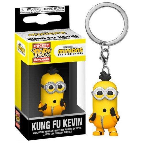 Minions Portachiavi Kung Fu Kevin  (Stato: Nuovo)
