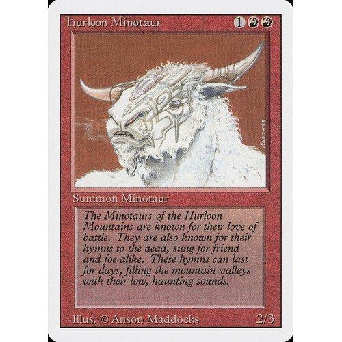 Minotauro di Hurloon  (Lingua: Inglese - Stato: Good)