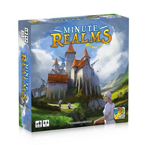 Minute Realms  (Lingua: Italiano, Inglese - Stato: Nuovo)