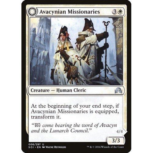 Missionari di Avacyn / Inquisitori del Lunarca  (Lingua: Inglese - Stato: Near Mint)