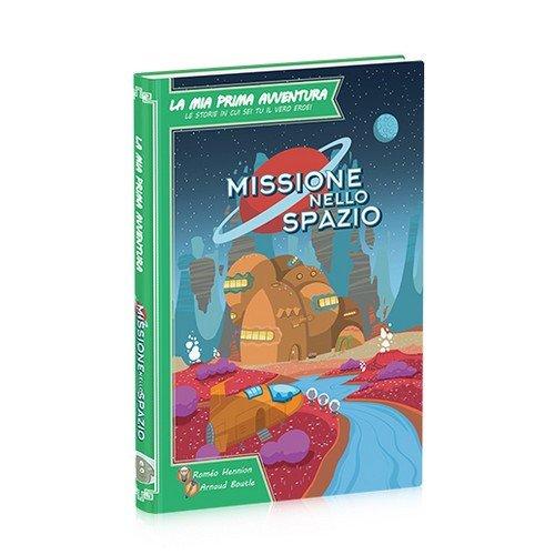 Missione nello Spazio  (Lingua: Italiano - Stato: Nuovo)