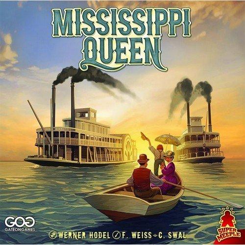 Mississippi Queen  (Lingua: Italiano - Stato: Nuovo)