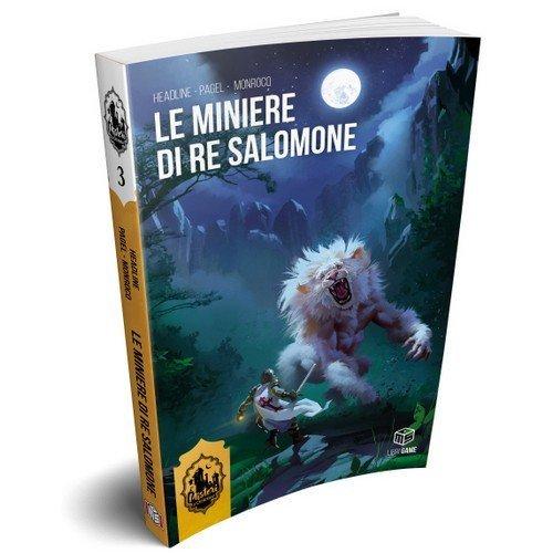 Misteri d'Oriente 3: Le Miniere di Re Salomone  (Lingua: Italiano - Stato: Nuovo)