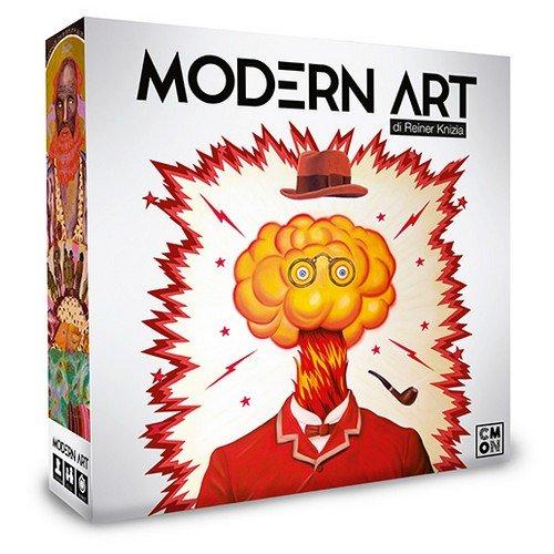 Modern Art  (Language: Italian - Conditions: New)