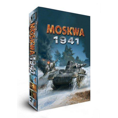 Moskwa 1941  (Lingua: Inglese, Polacco - Stato: Nuovo)