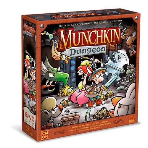 Munchkin Dungeon  (Lingua: Italiano - Stato: Nuovo)