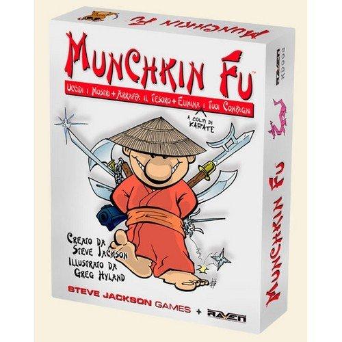 Munchkin Fu  (Lingua: Italiano - Stato: Nuovo)