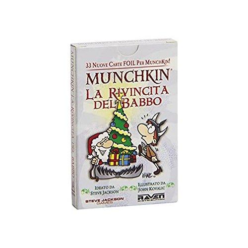 Munchkin: La Rivincita del Babbo - Espansione  (Lingua: Italiano - Stato: Nuovo)