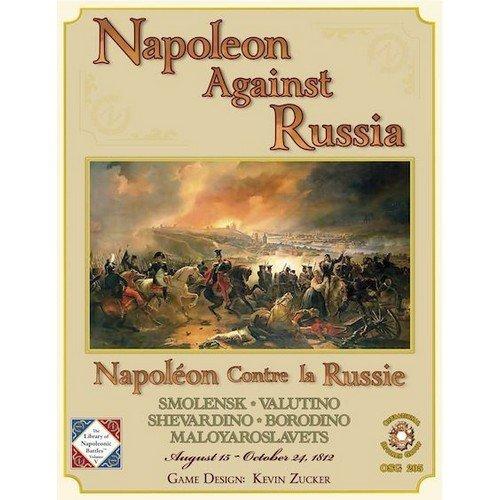 Napoleon Against Russia  (Lingua: Inglese - Stato: Nuovo)