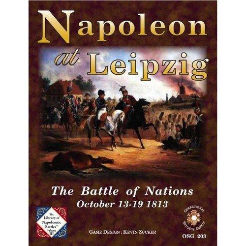 Napoleon at Leipzig (Quinta Edizione, 2020)  (Lingua: Inglese - Stato: Nuovo)