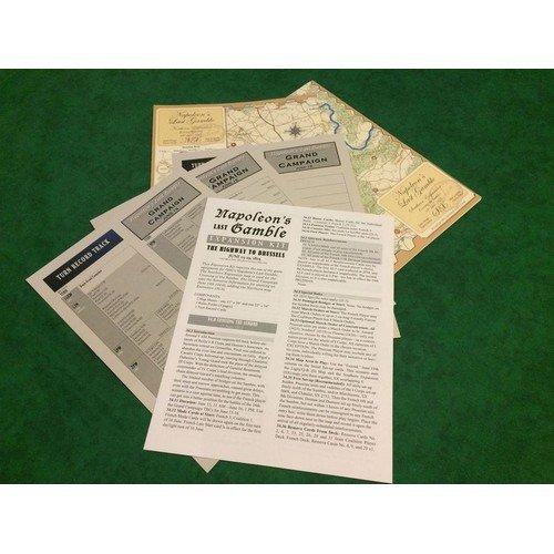 Napoleon's Last Gamble: Expansion Kit I  (Lingua: Inglese - Stato: Nuovo)