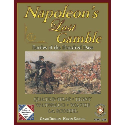 Napoleon's Last Gamble  (Lingua: Inglese - Stato: Nuovo)