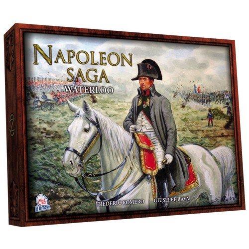 Napoleon Saga: Waterloo  (Language: English - Conditions: New)