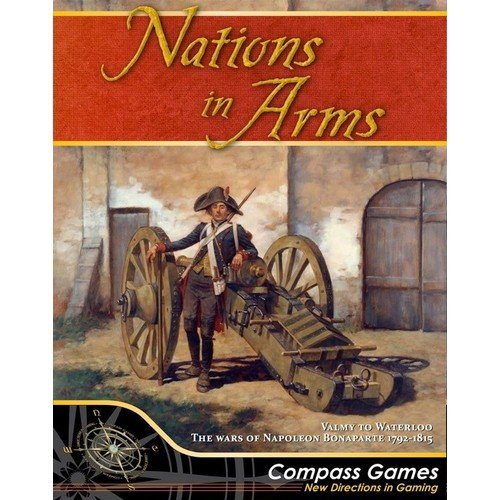 Nations in Arms  (Lingua: Inglese - Stato: Nuovo)