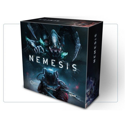 Nemesis, Kickstarter Edition - ENG  (Language: English - Conditions: New)