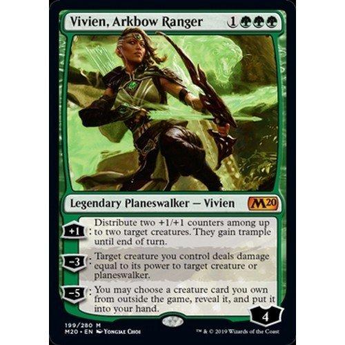 Vivien, Ranger del Bestiarco  (Lingua: Inglese - Stato: Near Mint)