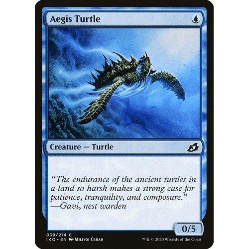 Tartaruga dell'Egida  (Lingua: Inglese - Stato: Near Mint)