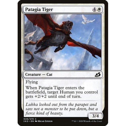 Tigre dei Patagi  (Lingua: Inglese - Stato: Near Mint)