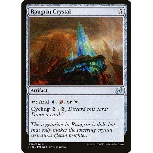 Cristallo di Raugrin  (Lingua: Inglese - Stato: Near Mint)