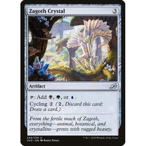 Cristallo di Zagoth  (Lingua: Inglese - Stato: Near Mint)