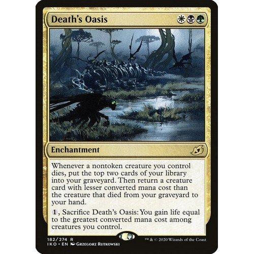 Oasi della Morte  (Lingua: Inglese - Stato: Near Mint)