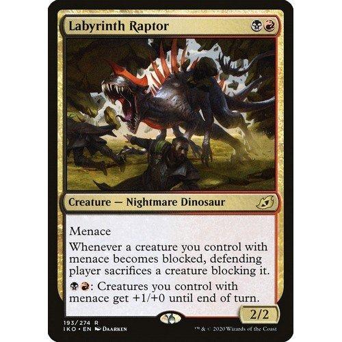 Raptor del Labirinto  (Lingua: Inglese - Stato: Near Mint)