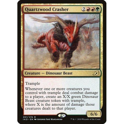 Distruttore di Quarzobosco  (Lingua: Inglese - Stato: Near Mint)