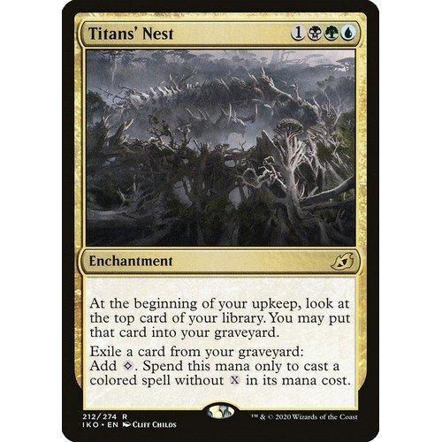 Nido dei Titani  (Lingua: Inglese - Stato: Near Mint)