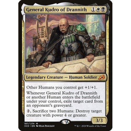 Generale Kudro di Drannith  (Lingua: Inglese - Stato: Near Mint)