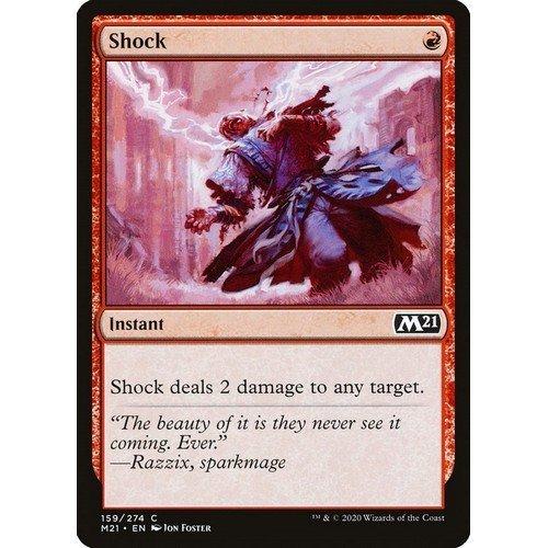 Shock  (Lingua: Inglese - Stato: Near Mint)