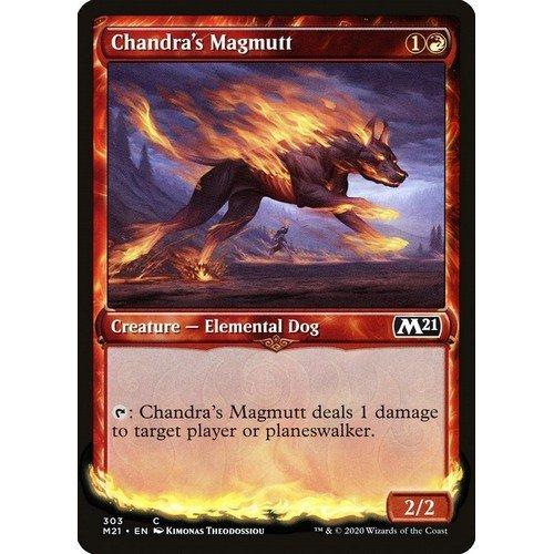 Magmastino di Chandra  (Lingua: Inglese - Stato: Near Mint)