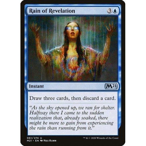 Pioggia di Rivelazione  (Lingua: Inglese - Stato: Near Mint)