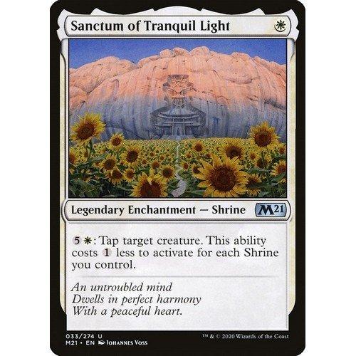 Santuario della Luce Tranquilla  (Lingua: Inglese - Stato: Near Mint)