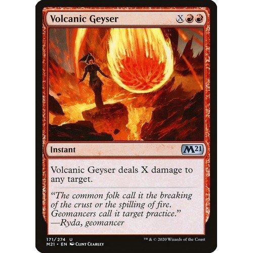 Geyser Vulcanico  (Lingua: Inglese - Stato: Near Mint)
